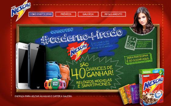 603931 concurso cultural nescau cereal caderno mais irado 3 Concurso Cultural Nescau Cereal Caderno Mais Irado