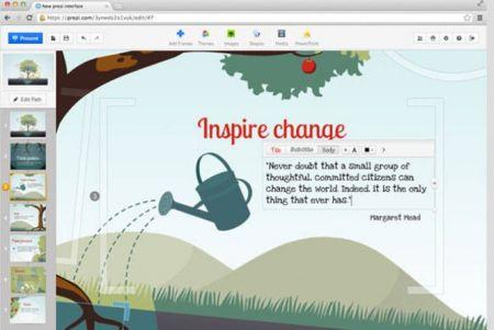 603982 prezi software online para fazer slides 1 Prezi: software online para fazer slides