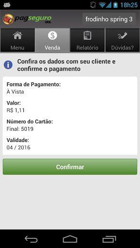 604770 leitor de cartao de credito para celular pagseguro 2 Leitor de cartão de crédito para celular PagSeguro