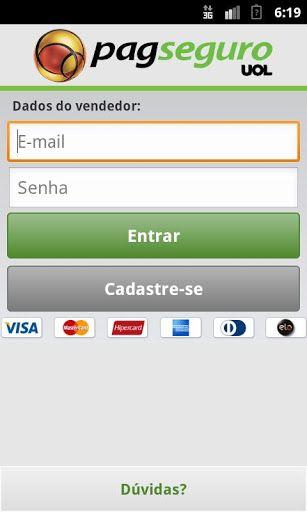604770 leitor de cartao de credito para celular pagseguro 3 Leitor de cartão de crédito para celular PagSeguro