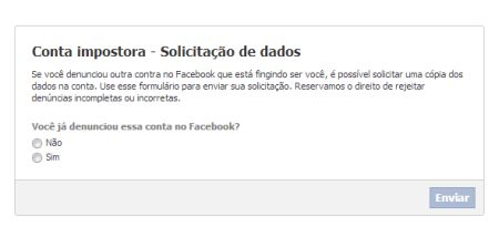 604844 perfil falso no facebook como denunciar 3 Perfil falso no Facebook: como denunciar