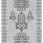 605501 Gráficos de tapetes em crochê 5 150x150 Gráficos de tapetes em crochê