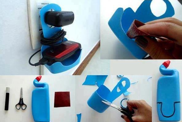 607276 Porta Carregador de Celular Como fazer 04 Porta Carregador de Celular: Como fazer