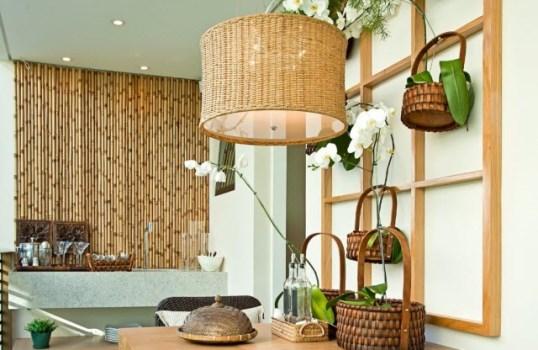 607375 Objetos de decoração feitos com bambu fotos dicas 6 Objetos de decoração feitos com bambu: fotos, dicas