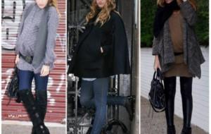 Dicas para a grávida usar roupas modernas
