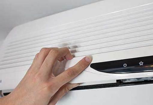 607991 Limpar o ar condicionado passo a passo Limpar o ar condicionado: passo a passo