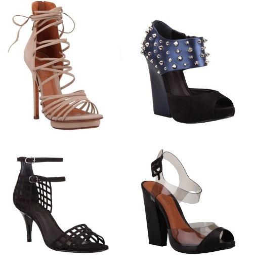 609351 Modelos de sandálias para o inverno 2013.2 Modelos de sandálias para o inverno 2013