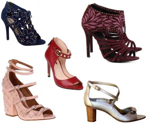 609351 Modelos de sandálias para o inverno 2013.3 Modelos de sandálias para o inverno 2013