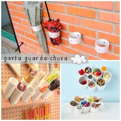 609729 Canos de PVC na decoração Como usar 02 Canos de PVC na decoração: Como usar