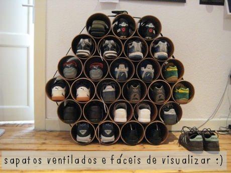 609729 Canos de PVC na decoração Como usar 04 Canos de PVC na decoração: Como usar