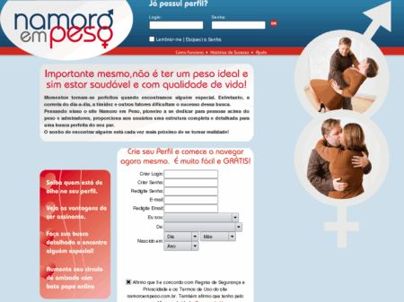 611732 sites de relacionamentos para gordinhos 1 Sites de relacionamento para gordinhos