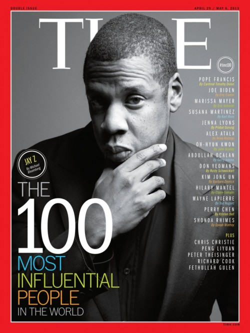 Lista das 100 pessoas mais influentes 2013