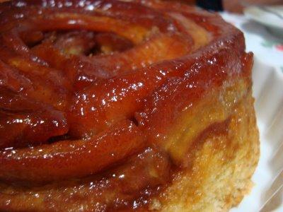 612158 Receita de bolo de banana caramelada 1 Receita de bolo de banana caramelada