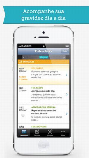 Aplicativos de celular para gestantes: dicas