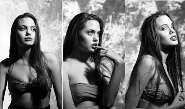 612452 Fotos de Angelina Jolie adolescente Fotos de Angelina Jolie adolescente