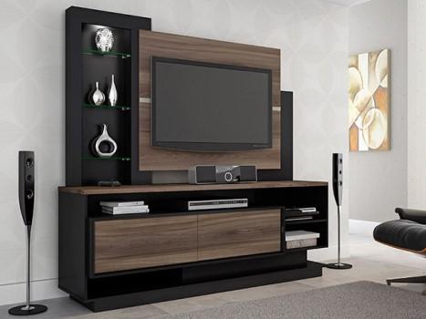 612548 Modelos de estantes para sala de estar 2 Modelos de estantes para sala de estar