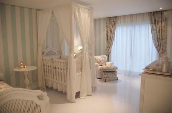 Cortinas para quarto de bebê masculino dicas, fotos
