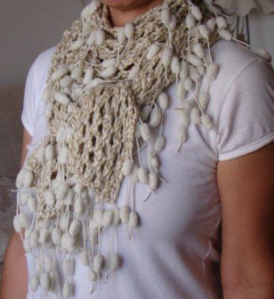 612784 Cachecol de crochê modelos dicas para usar.1 Cachecol de crochê: modelos, dicas para usar