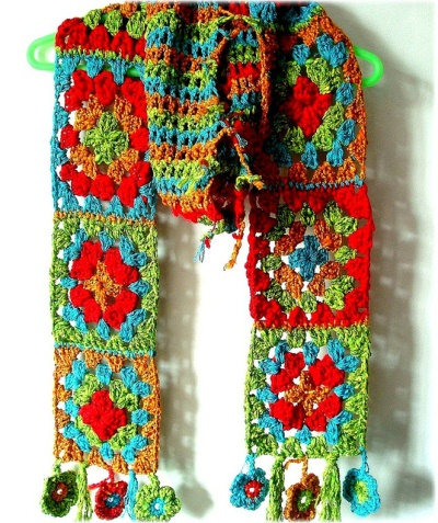 612784 Cachecol de crochê modelos dicas para usar.2 Cachecol de crochê: modelos, dicas para usar