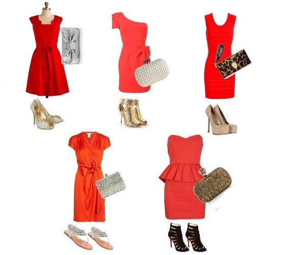 613349 Vestido vermelho dicas como usar.2 Vestido vermelho: dicas, como usar