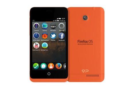 613613 smartphones com o firefox os precos 1 Smartphones com o Firefox OS, preços