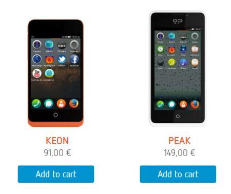 613613 smartphones com o firefox os precos 3 Smartphones com o Firefox OS, preços