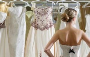 Erros ao escolher vestido de noiva