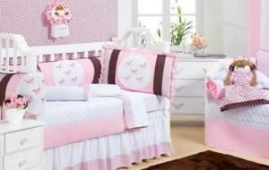 Artigos artesanais para o quarto do bebê