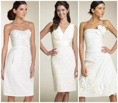 616464 Vestido de noiva para casamento civil dicas fotos Vestido de noiva para casamento civil: dicas, fotos