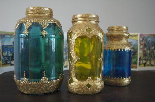 617643 Reciclar potes de vidro na decoração 4 Reciclar potes de vidro na decoração