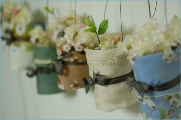 617643 Reciclar potes de vidro na decoração Reciclar potes de vidro na decoração