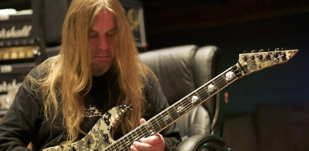 618148 guitarrista do slayer morre aos 49 anos 01 Guitarrista do Slayer morre aos 49 anos