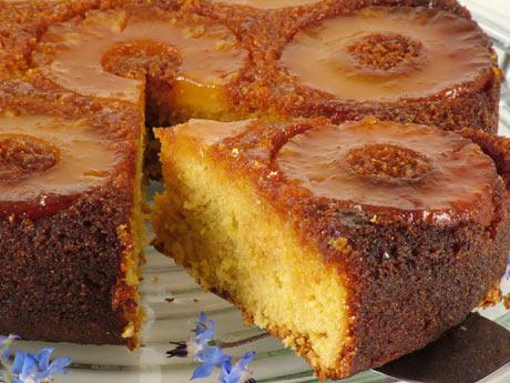 618198 Receita fácil de torta de abacaxi 2 Receita fácil de torta de abacaxi