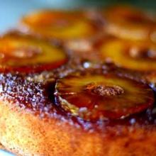 618198 Receita fácil de torta de abacaxi Receita fácil de torta de abacaxi