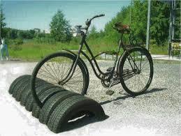 Como reaproveitar pneus velhos na decoração