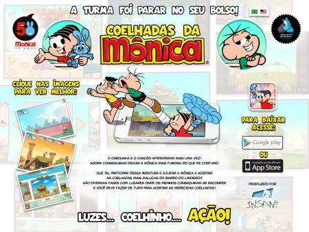 619387 jogo da turma da monica para smartphones e tablets 3 Jogo da Turma da Mônica para smartphones e tablets