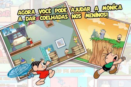 619387 jogo da turma da monica para smartphones e tablets Jogo da Turma da Mônica para smartphones e tablets
