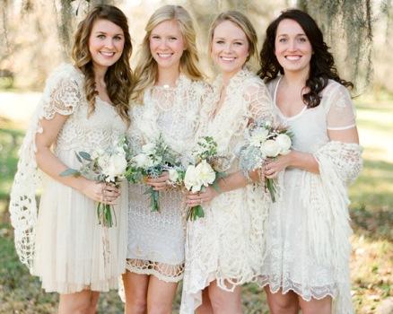 619772 Vestido de noiva de crochê fotos dicas 5 Vestido de noiva de crochê: fotos, dicas