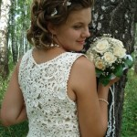 619772 Vestido de noiva de crochê fotos dicas 8 150x150 Vestido de noiva de crochê: fotos, dicas