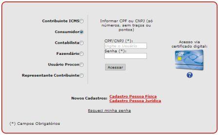 620539 nota fiscal paulista 2013 creditos consulta saldo 4 Nota Fiscal Paulista 2013: Créditos, consulta, saldo