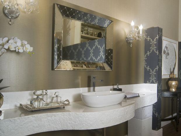 Decora o de lavabo dicas fotos for Fotos lavabos