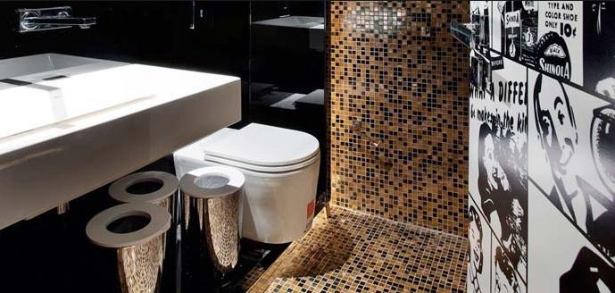 620614 Decoração de lavabo dicas fotos Decoração de lavabo: dicas, fotos