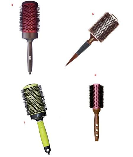 620768 Escovas de cabelo modelos como escolher.3 Escovas de cabelo: modelos, como escolher