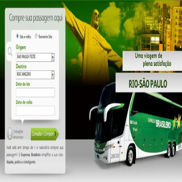 62108 Passagem Online no Expresso Brasileiro 600x600 Expresso Brasileiro Horário E Passagens