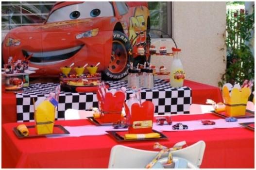 621467 Decoração de festa infantil Carros 4 Decoração de festa infantil Carros