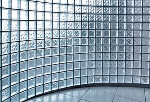 621748 Como assentar blocos de vidro Como assentar blocos de vidro