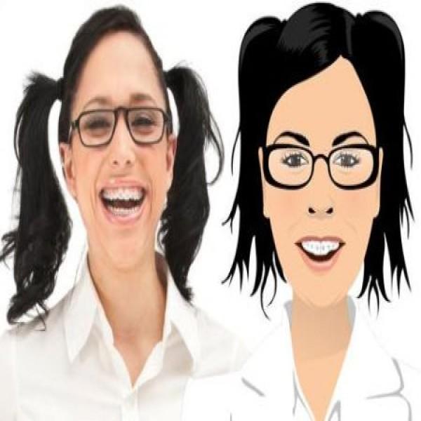 Como fazer uma caricatura a partir de uma foto 87