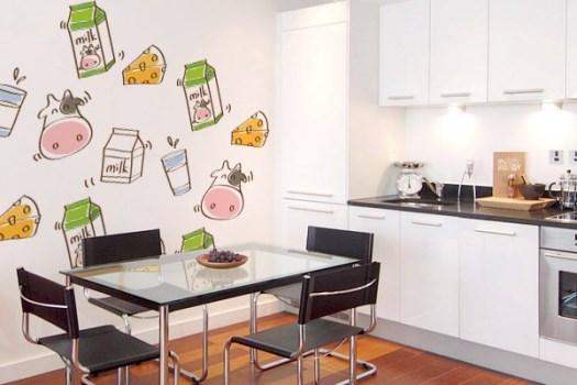 624584 Adesivos decorativos para cozinha onde comprar dicas 1 Adesivos decorativos para cozinha: onde comprar, dicas