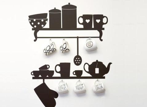 624584 Adesivos decorativos para cozinha onde comprar dicas Adesivos decorativos para cozinha: onde comprar, dicas