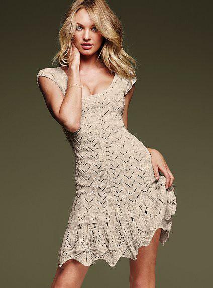 624903 Vestidos curtos de crochê 5 Vestidos curtos de crochê: fotos, modelos